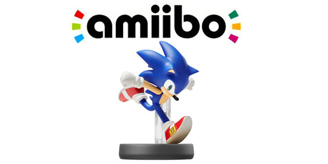 I was able to get a Sonic Amiibo! Mini review and pics inside ...