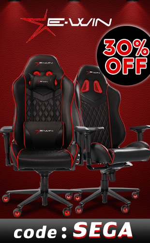 EwinRacing Champion Series Gaming Chairs